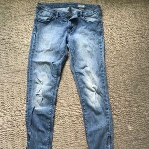 Skinny low waist H&M jeans